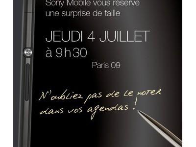 Sony honami может быть представлен 4 июля в париже