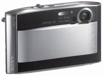 Sony отзывает фотокамеры cyber-shot