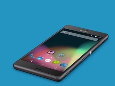 Sony показала работающий android 5.0 lollipop aosp на xperia z3