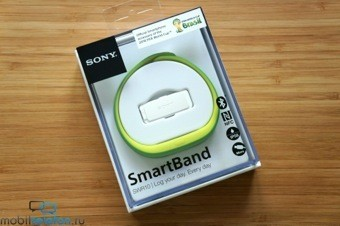 Sony smartband swr10 fifa edition: распаковка и превью