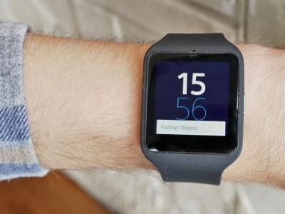 Sony smartwatch 3 начали получать обновление до android wear 5.0.1