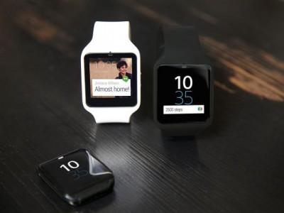 Sony smartwatch 3 выйдут в белом цветовом решении 7 декабря