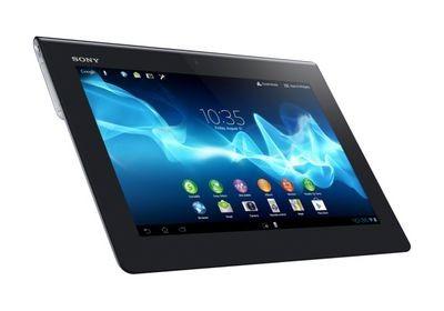 Sony временно приостановила продажи xperia tablet s