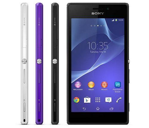 Sony xperia m2: первый взгляд
