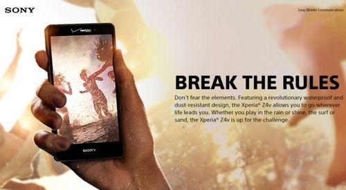 Sony xperia z4v – улучшенная версия флагмана