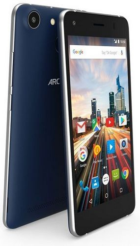 Состоялся анонс android-бюджетника archos 50f helium с android 6.0 и 2 гб озу