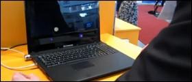 Создан прототип ноутбука, управляемого глазами. видео