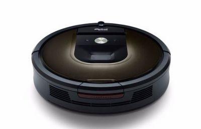 Создан «умный» пылесос roomba 980