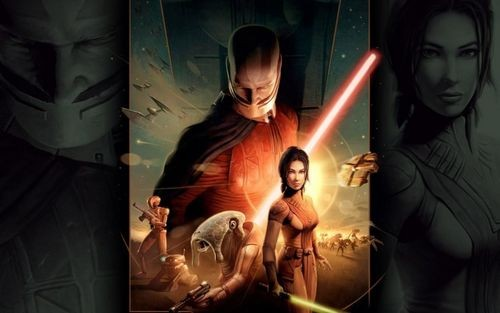 Star wars: knights of the old republic вышла на android