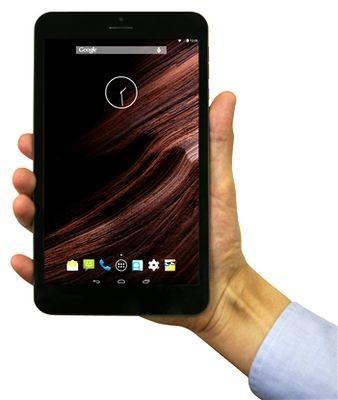Стартовали продажи 8-дюймового планшета wexler.tab 8iq