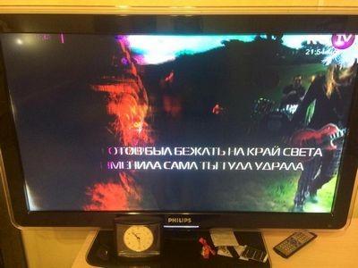 Стуком пальцев можно включить телевизор