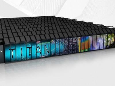 Суперкомпьютер titan станет еще быстрее