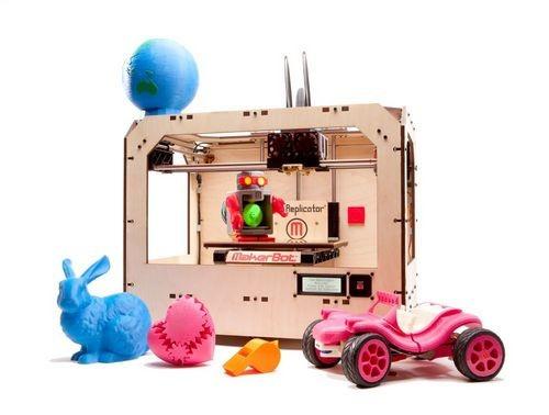 Такой домашний 3d-принтер