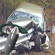 Телефонные гарнитуры не спасают водителей