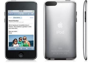 Телефоны грозятся потеснить ipod