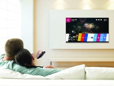 Телевизоры lg на webos 3.0 будут совместимы с интернетом вещей