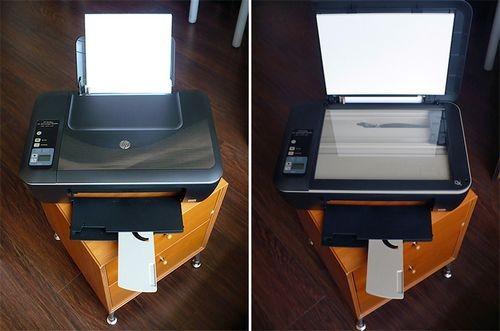 Тестирование многофункционального устройства hp deskjet ink advantage 2520hc