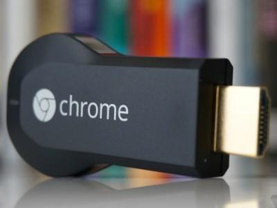 Time magazine назвал chromecast от google лучшим устройством года