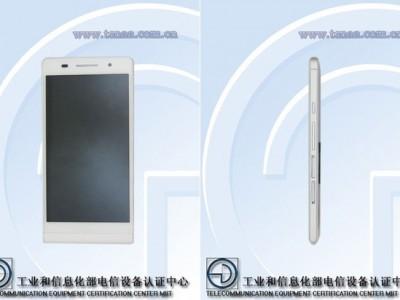 Тонкий huawei p6-u06 прошёл сертификацию в китае