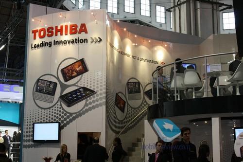 Toshiba. анонс-загадка