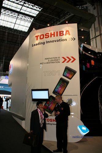 Toshiba g1 и могучая кучка концептов