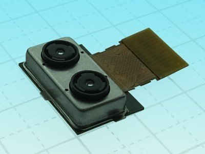 Toshiba представила мобильную камеру для 3d-съемки