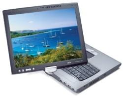Travelmate с110 – планшетный пк и ноутбук в одном корпусе