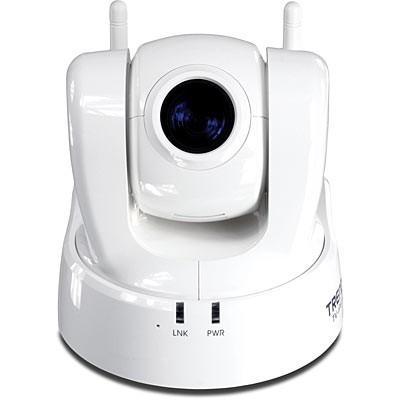 Trendnet показала ip-камеры с wi-fi