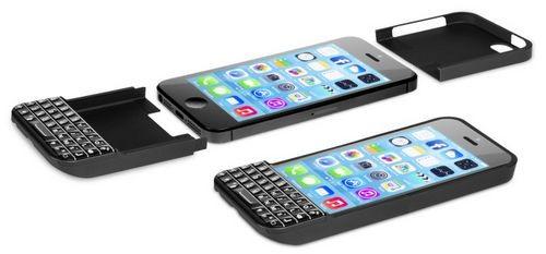 Typo сделает из вашего iphone'а blackberry