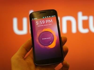 Ubuntu phone для разных регионов будет выпускаться разными производителями