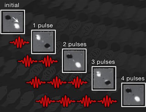 Учёные испытали революционный метод магнитной записи