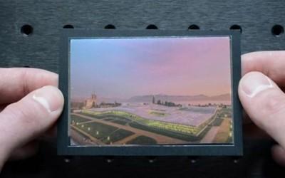 Учёные разработали технику печати двух изображений в одном