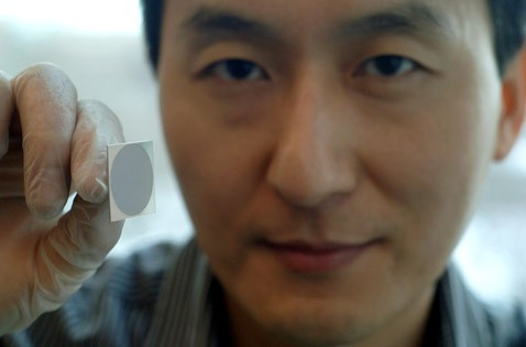 Учёные создали золотой алюминий и синее серебро