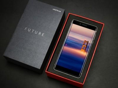 Ulefone future протестировали на автономность