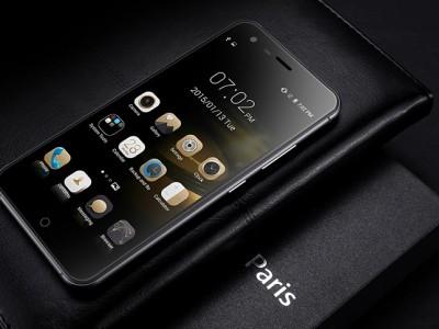 Ulefone paris скоро обновится до android 6.0