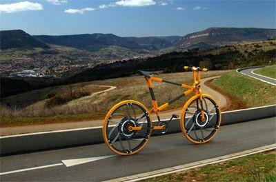 Умные ручки для велосипеда с навигацией и поиском