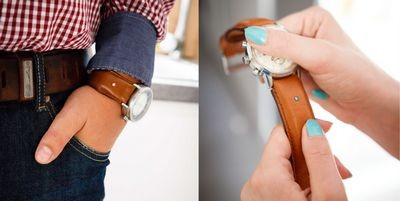 Unique — ремешок, который превратит любые часы в умные, появился на kickstarter