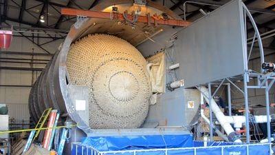 Ураган сэнди ускорил работы над надувной затычкой для тоннелей метро