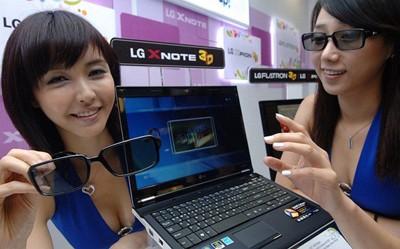 В 2010 году продадут не больше 200 тыс. 3d-ноутбуков