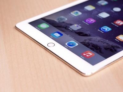 В apple ipad air 2 установлен восьмиядерный графический процессор