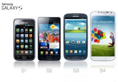 В мире продано более 100 миллионов смартфонов серии samsung galaxy s