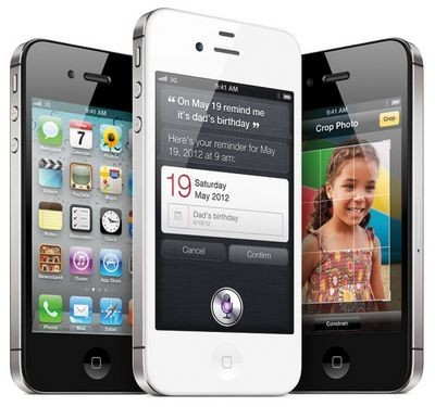В первый день было размещено более 1 млн предварительных заказов смартфона apple iphone 4s