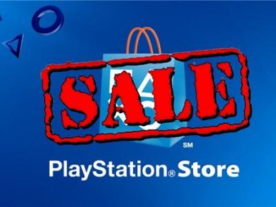 В playstation store началась очередная праздничная распродажа, скидки до 80%