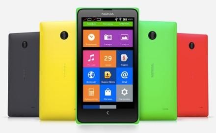 В россии начались продажи nokia на android. цена
