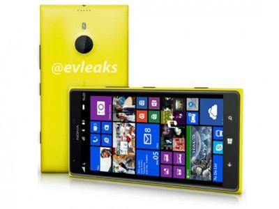В сеть снова попала фотография nokia lumia 1520. на этот раз для оператора verizon