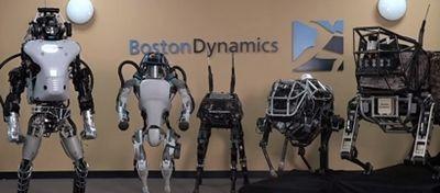 В сша появился на свет «робот-терминатор» нового поколения. видео