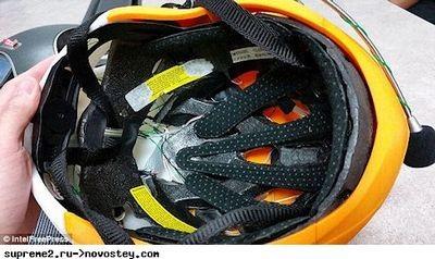 В сша разработали «умный» велосипедный шлем