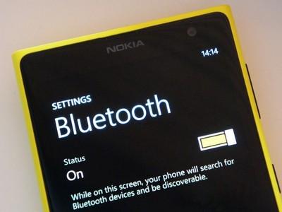 В windows phone 8.1 update 2 появится поддержка новых протоколов bluetooth