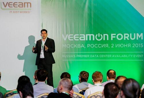 Veeam – новые подходы к резервному копированию