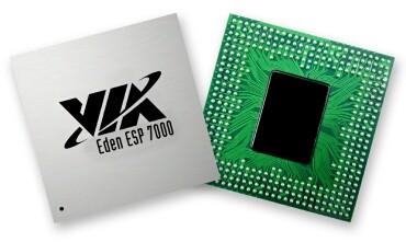 Via eden esp7000 - новый процессор для бесшумных развлекательных систем